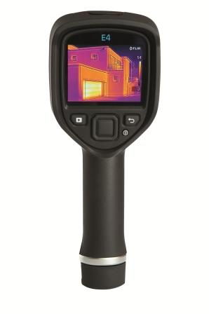 Flir E4 MSX Thermal Imaging Camera