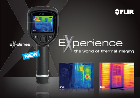 New Flir Ex Series Cameras with MSX